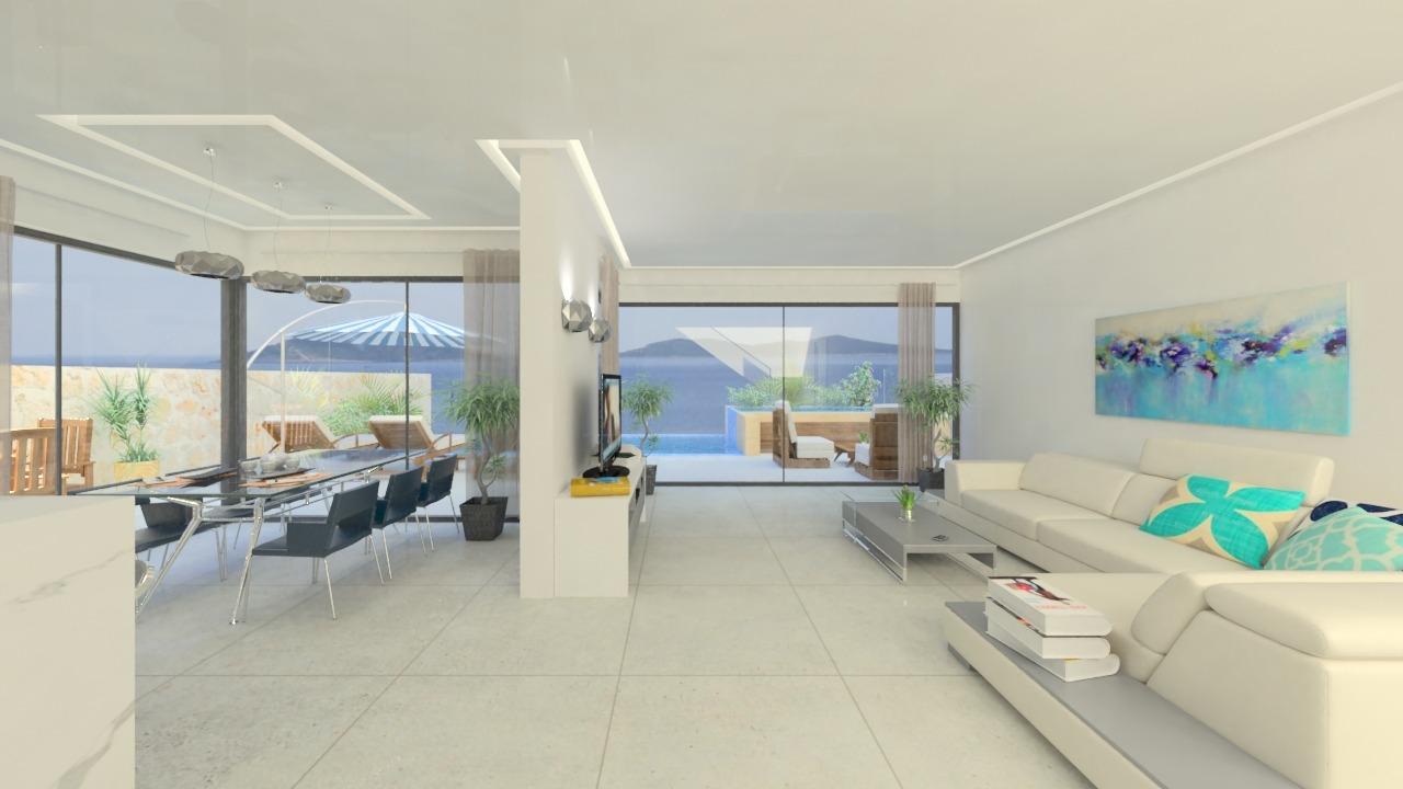 Off plan properties in Kalkan