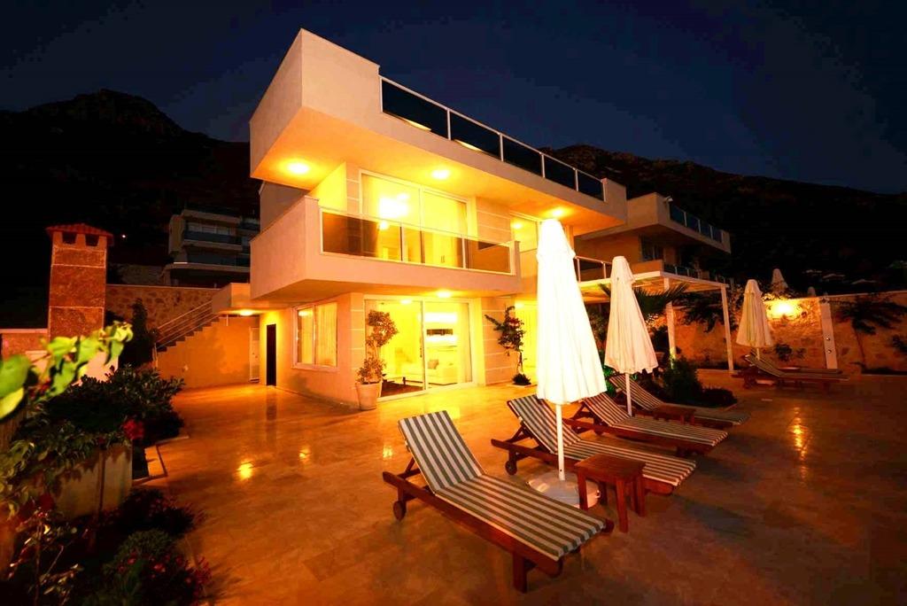 Exclusive properties in Kalkan