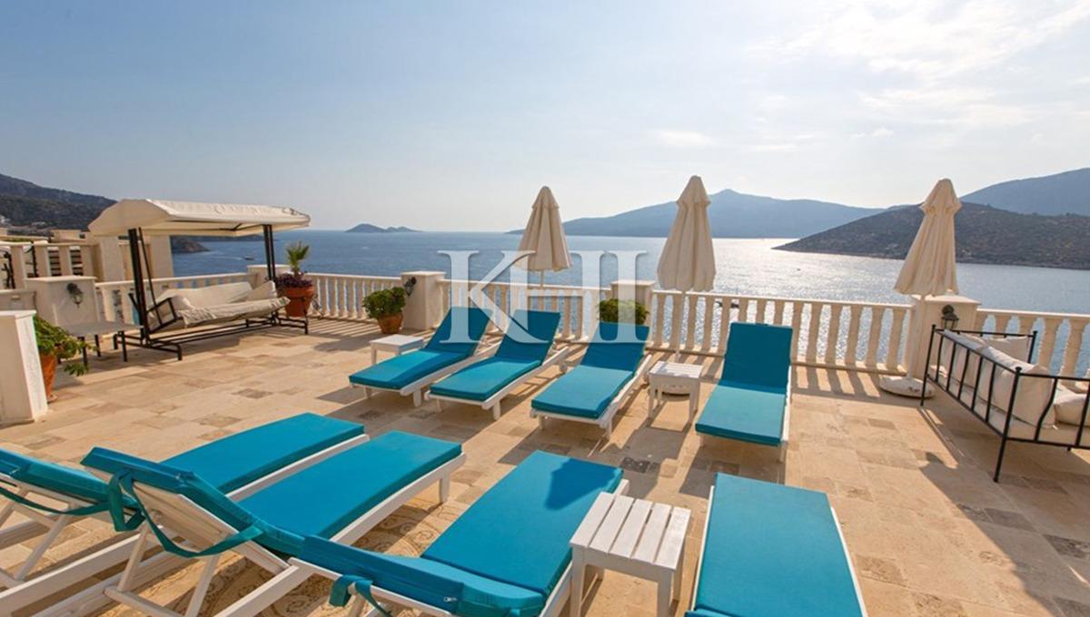 Stunning Seaview Villa For Sale in Kalkan
