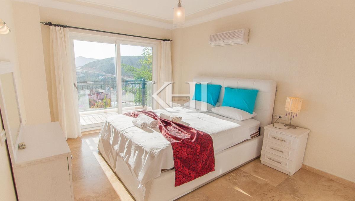 Seaview Villa For Sale in Kiziltas, Kalkan