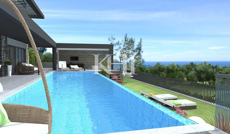 Off Plan Faralya Villa