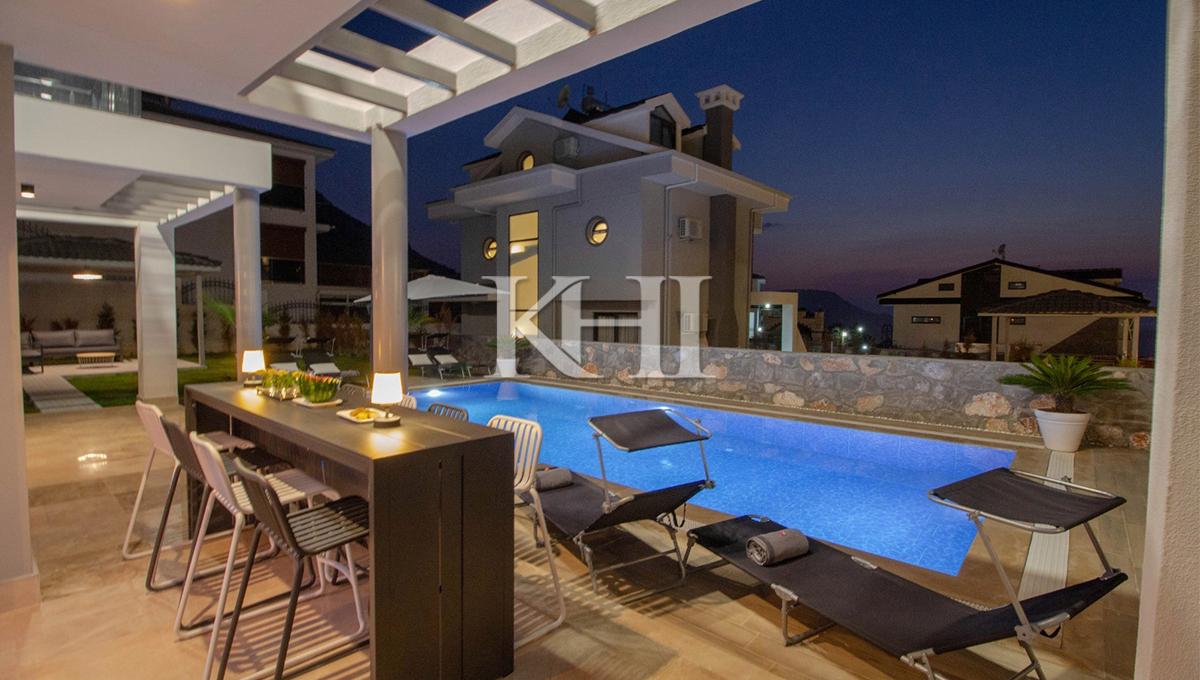 4 Bedroom Gocek Villa For Sale