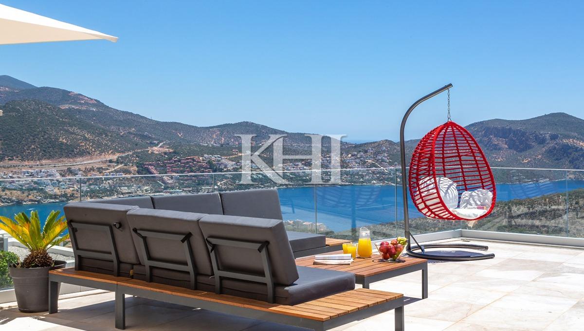 Five Bedroom Kalkan Villa For Sale