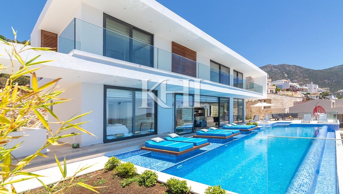 Five Bedroom Kalkan Villa