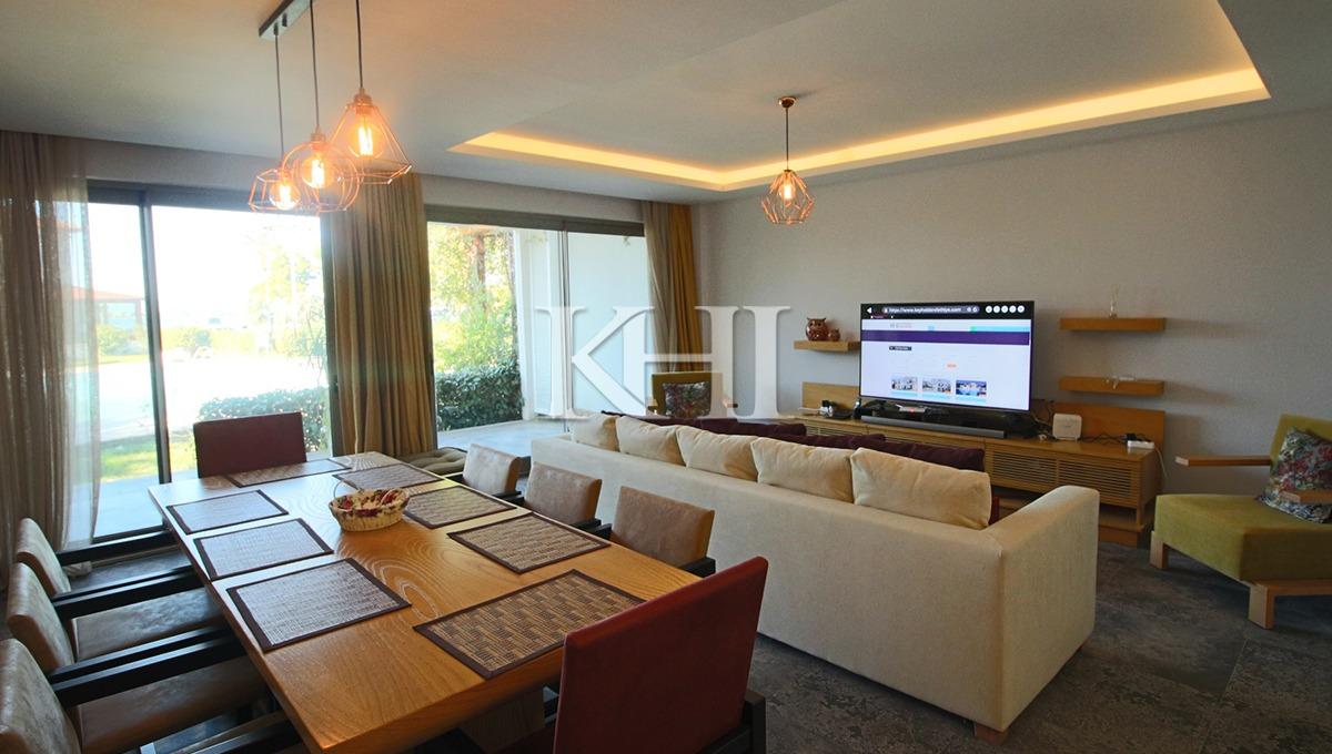 Modern Style Fethiye Promenade House