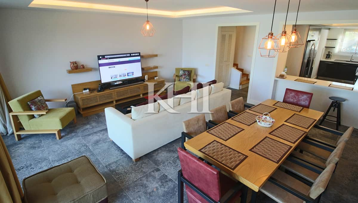 Modern Style House in Fethiye For Sale