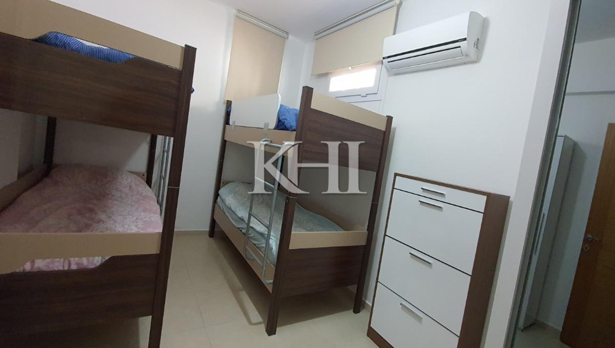 3 Bedroom Apartment in Hisaronu