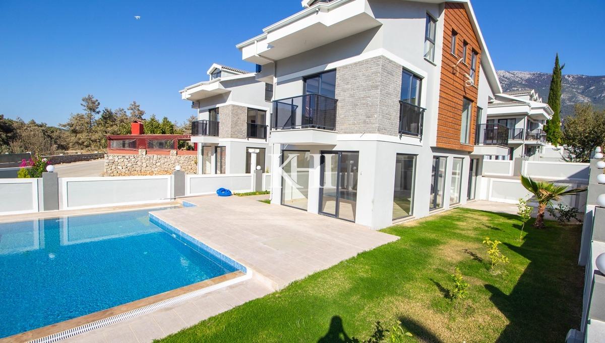 New 4-Bedroom Hisaronu Villa
