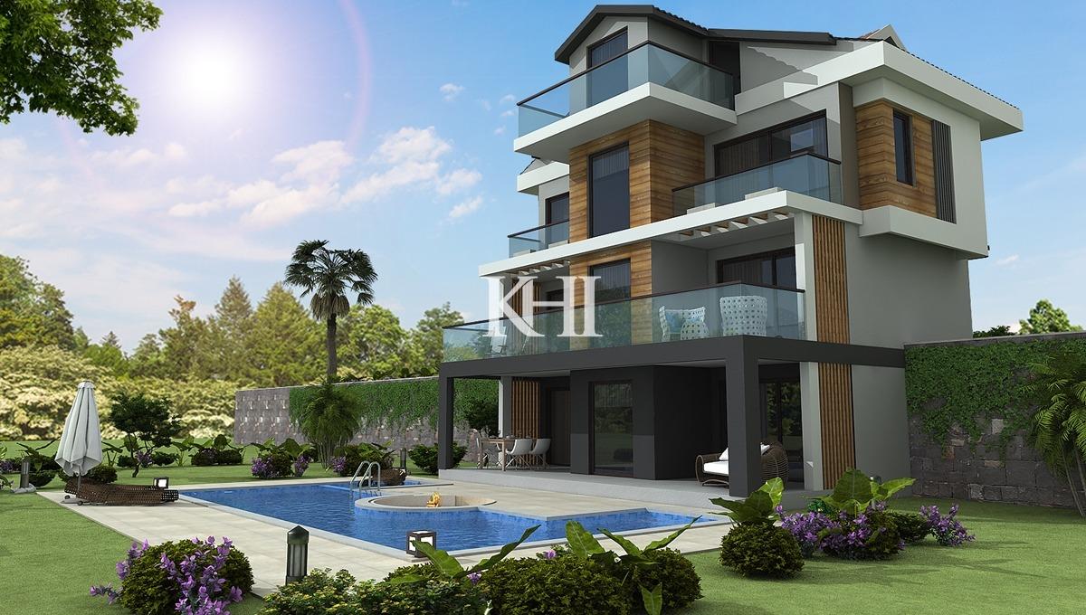 Stunning Villa In Gocek