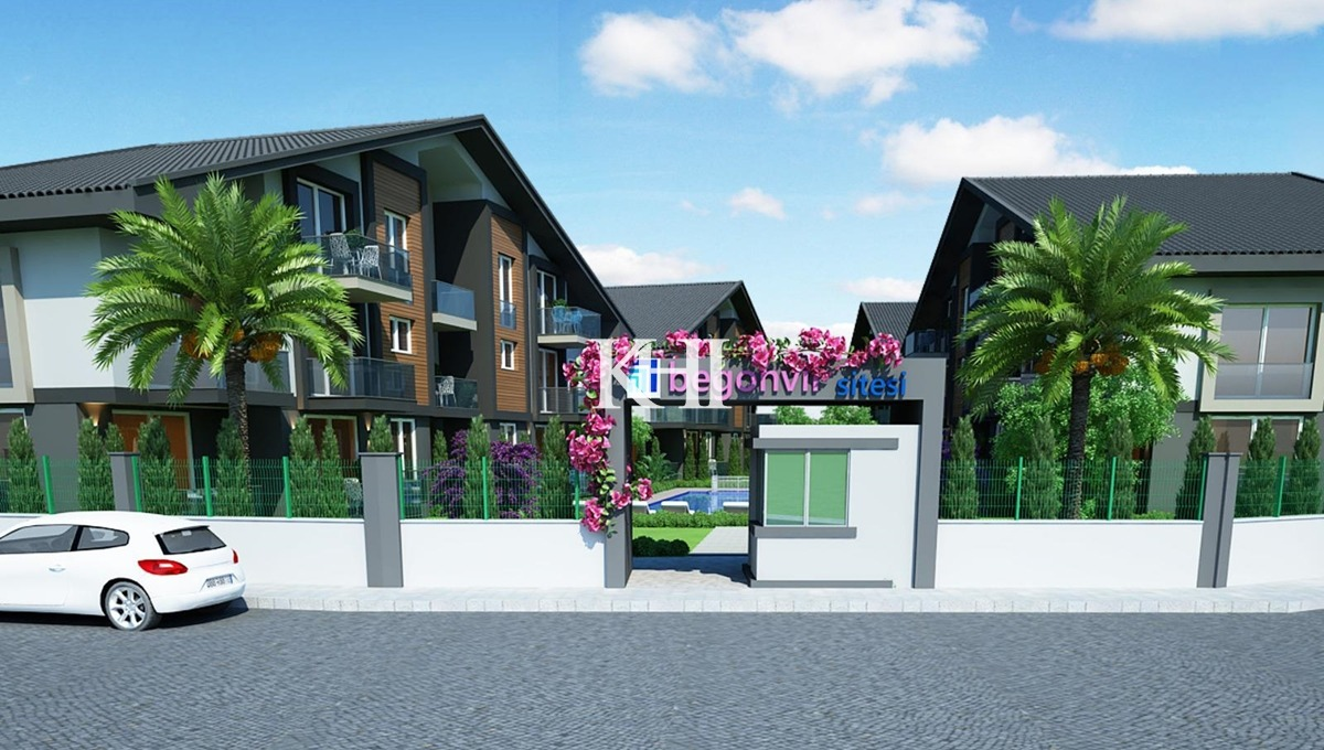 New Fethiye Apartments For Sale