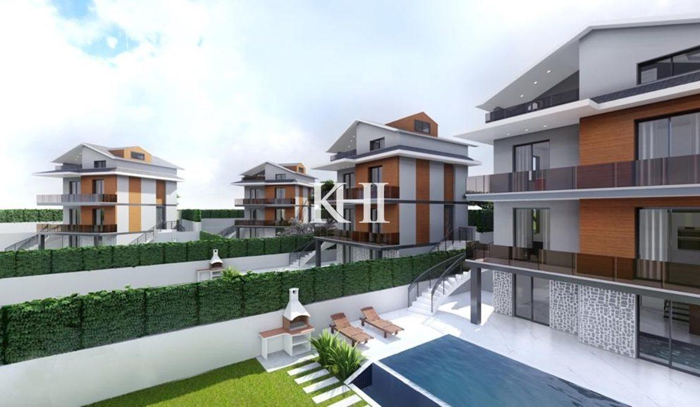 Hiqh Quality Villas In Ovacik