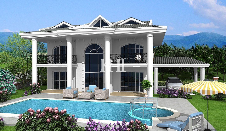 Off-Plan Large Villa In Hisaronu