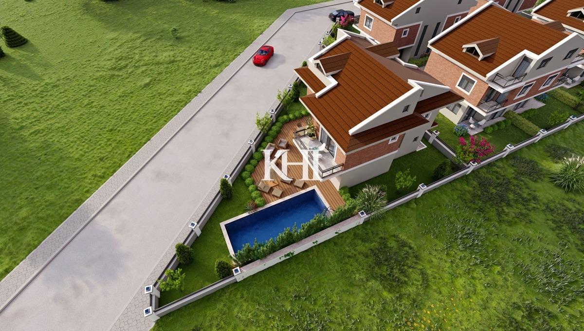 Detached Villa In Akarca