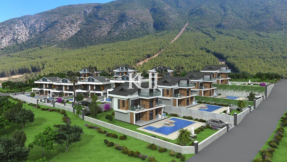 Brand-New Ovacik Villas For Sale
