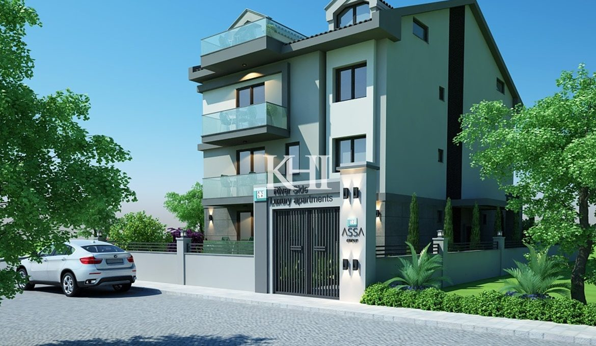 Town Centre Apartments In Seydikemer