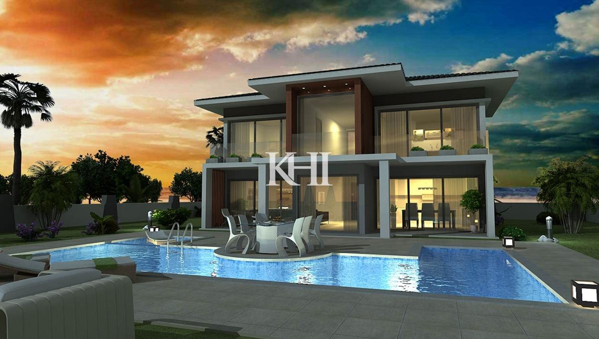 Detached Luxury Villa In Ovacik