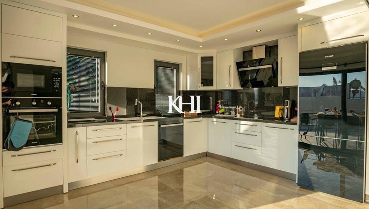 Modern Villa For Sale in Kalkan