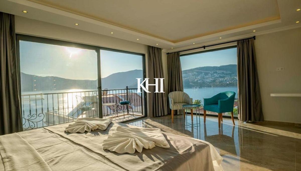 Luxury villa in Kalkan