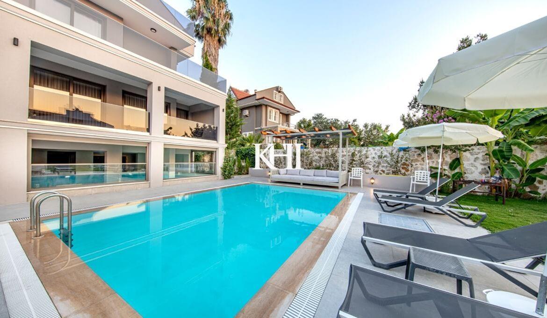 Luxury villa with indoor pool