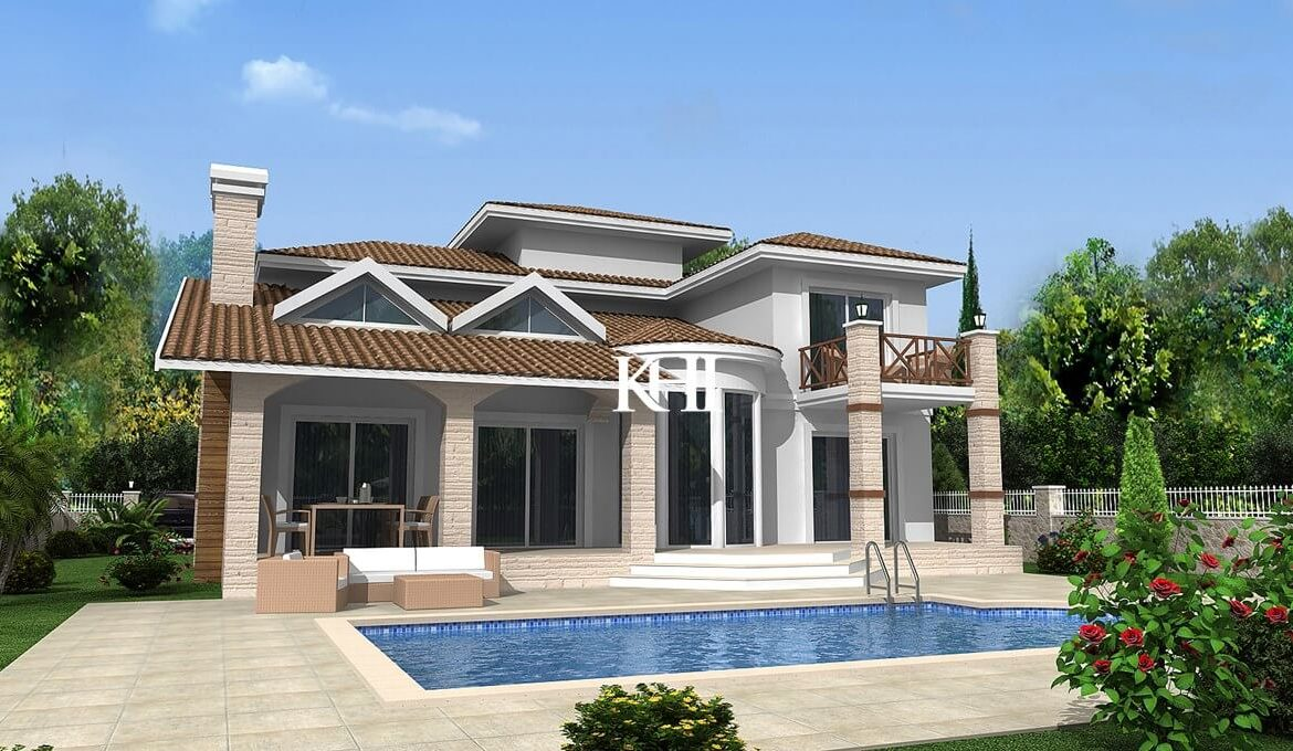 Brand New Bungalow For Sale In Seydikemer