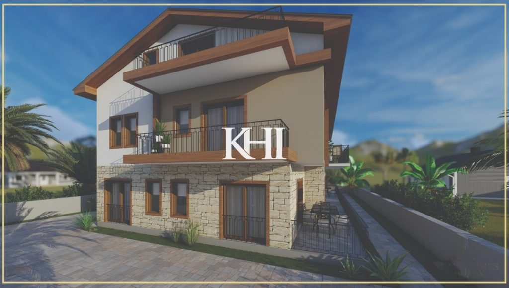 Camkoy Apartment For Sale