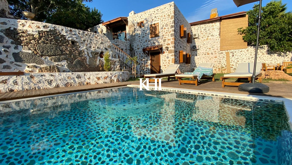Kayakoy Stone House for sale