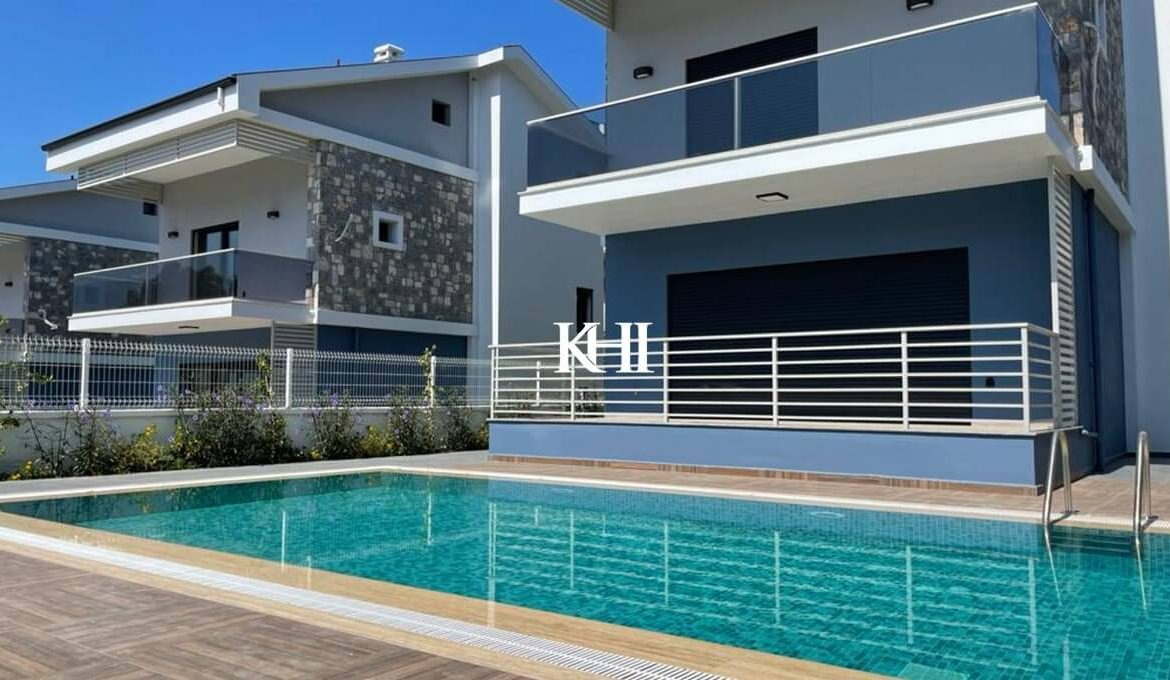 New Villas For Sale In Calis