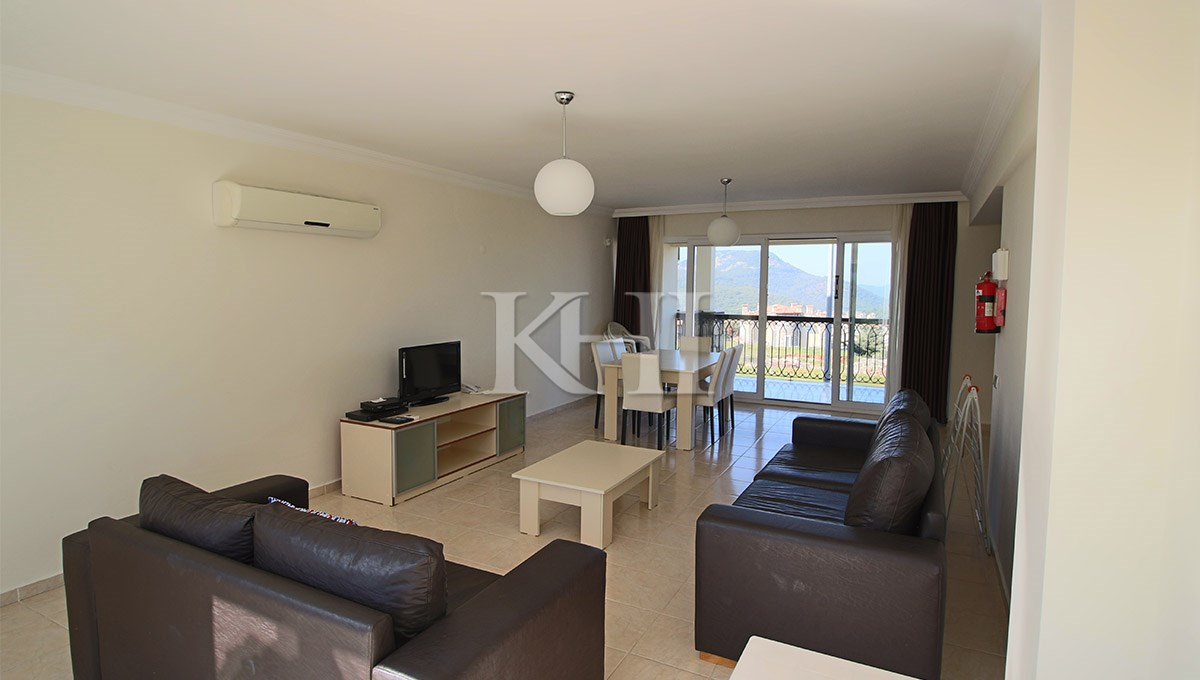 Two Bedroom Duplex Apartment For Sale