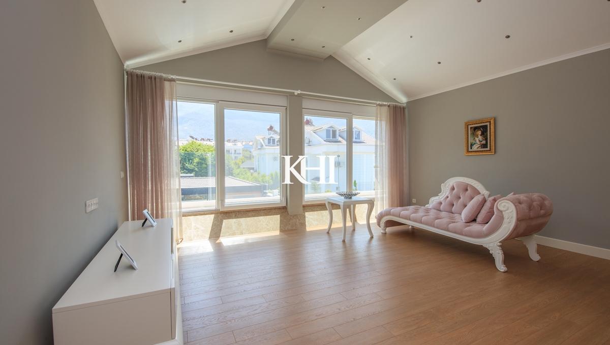 Ultra Luxury Villa For Sale in Ovacik