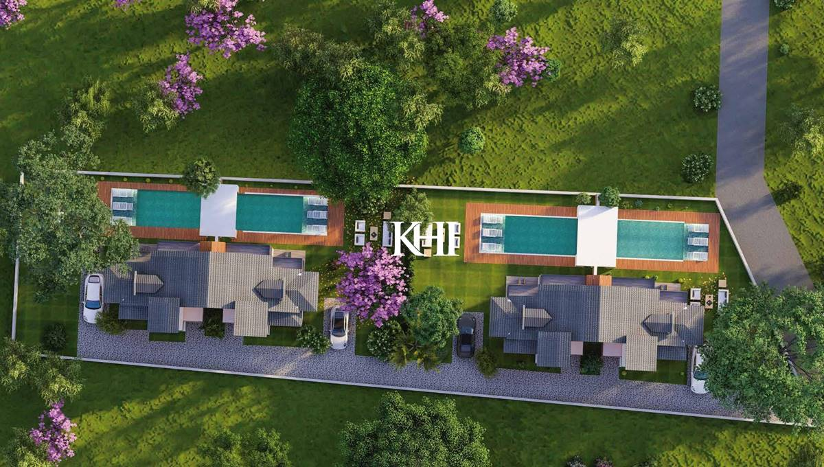 New Quality Villa For Sale in Calis