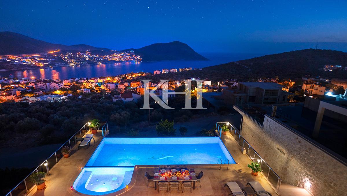 Large Villa For Sale in Kalkan