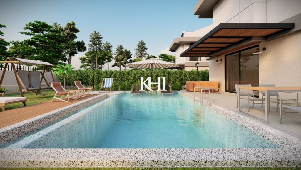 New Villa In Central Fethiye For Sale 4 bedroom detached villa