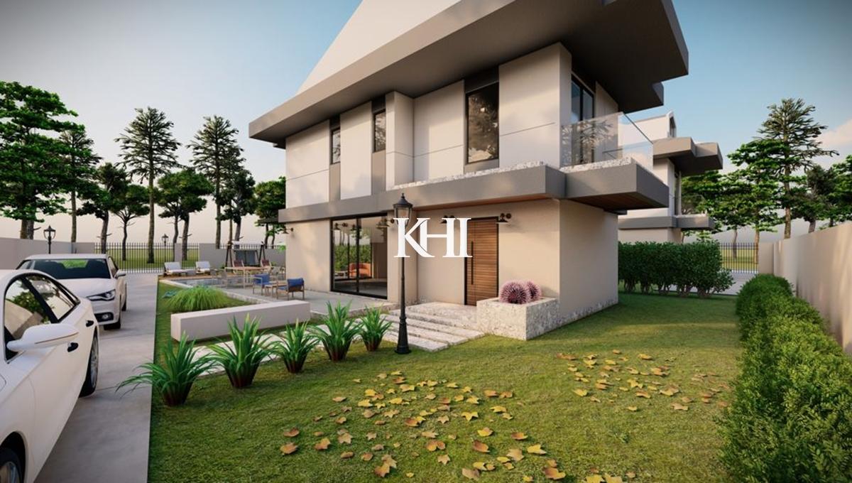New Villa In Central Fethiye For Sale