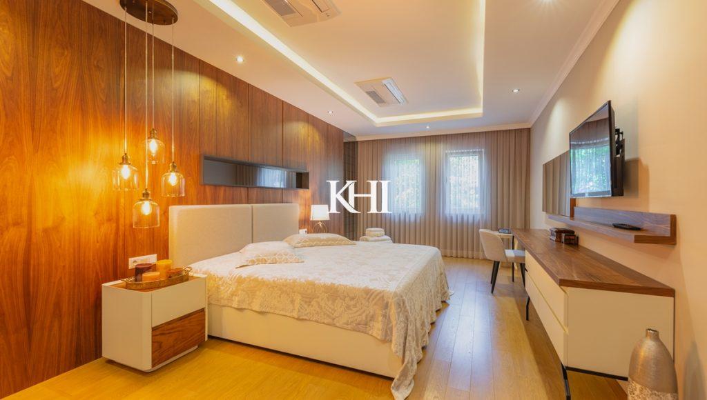 Ultra Luxury Villa For Sale in Ovacik five bedroom contemporary villa