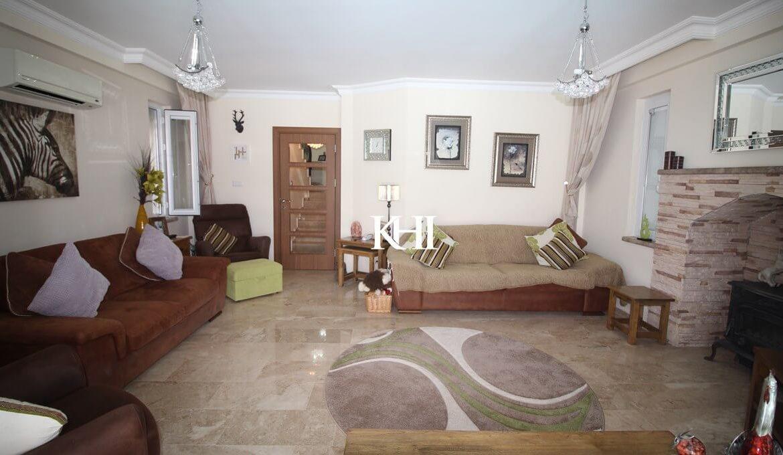 Large Villa For Sale in Ovacik
