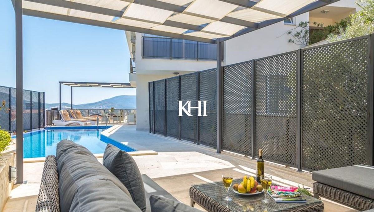 Superb Kalkan Apartment For Sale