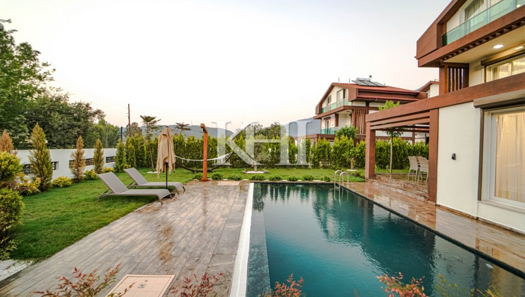 Mountain View Villa in Hisaronu