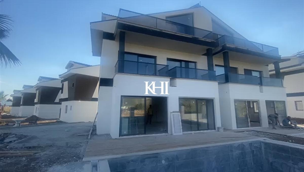 Brand New Semi-Detached Villa