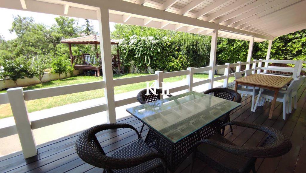 Sea-View Villa For Sale in Gocek