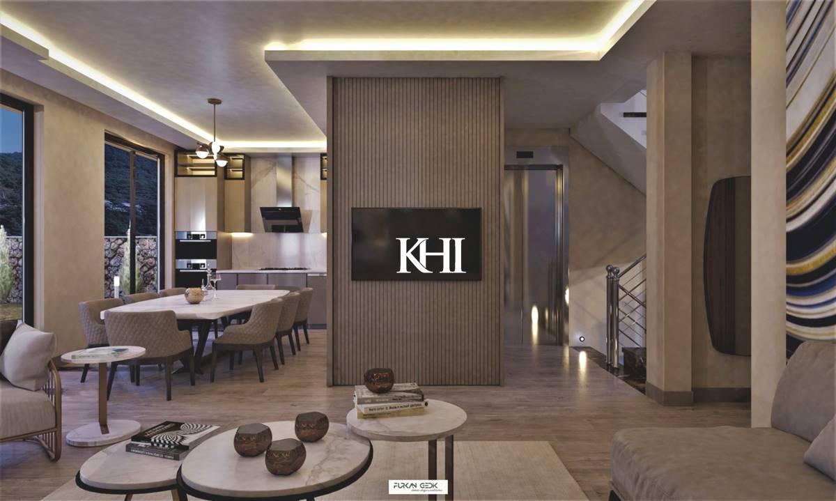 New Luxury Villas in Oludeniz