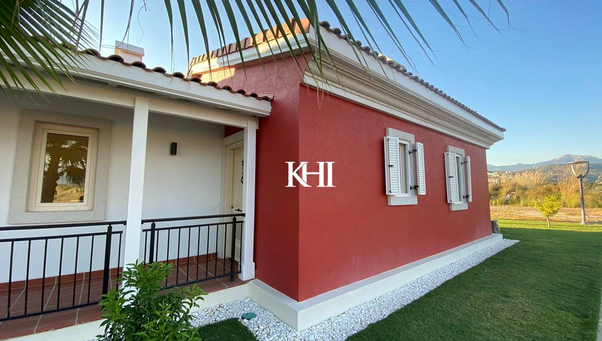 Garden Apartments For Sale in Calis
