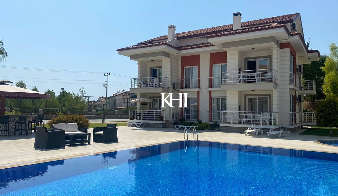Superb 3 Bedroom Calis Apartment For Sale