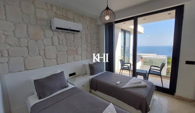Sea-View Modern Villa in Kalkan